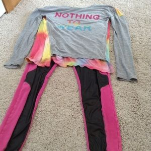Flowers by Zoe nothing to wear outfit size large
